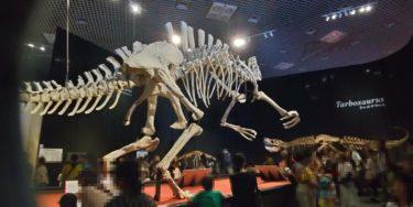 恐竜博2019の様子